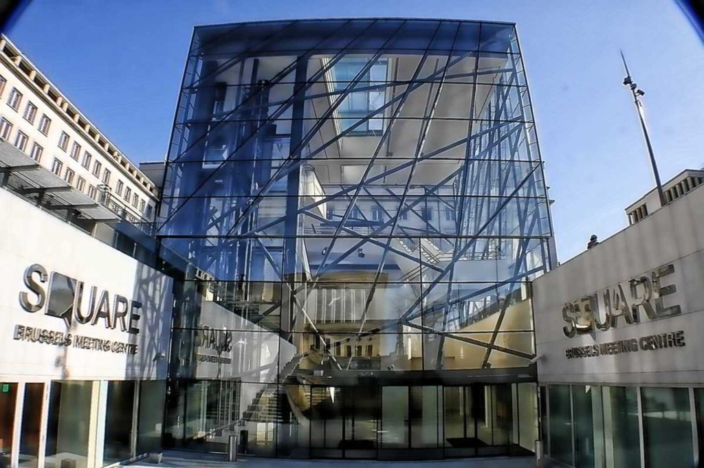 SQUARE-BRUSSELS-MEETING-CENTER BY-A2RC-ARCHITECTS