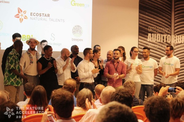 ECOSTAR NATURE ACCELERATOR DEMO DAY